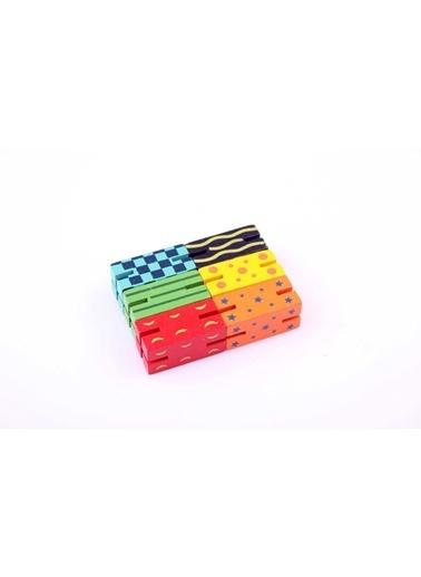 Ahşap Lastikli Yaratıcılık Blok Oyunu-Learning Toys